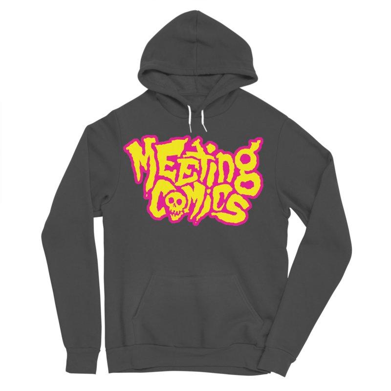 Meeting Comics Logo - lemonade Women's Sponge Fleece Pullover Hoody by Wander Lane Threadless Shop