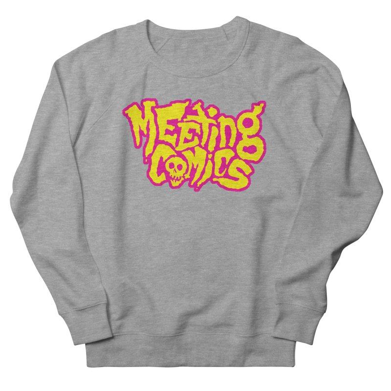 Meeting Comics Logo - lemonade Women's French Terry Sweatshirt by Wander Lane Threadless Shop