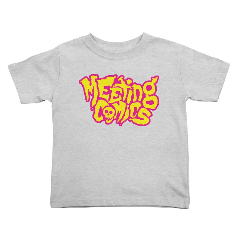 Meeting Comics Logo - lemonade Kids Toddler T-Shirt by Wander Lane Threadless Shop