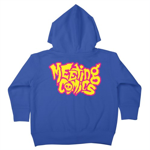 image for Meeting Comics Logo - lemonade
