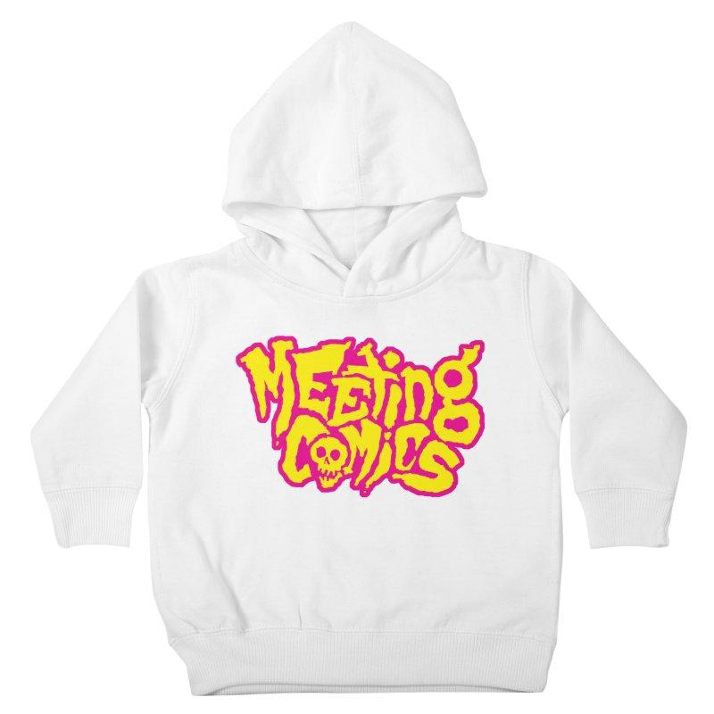 Meeting Comics Logo - lemonade Kids Toddler Pullover Hoody by Wander Lane Threadless Shop