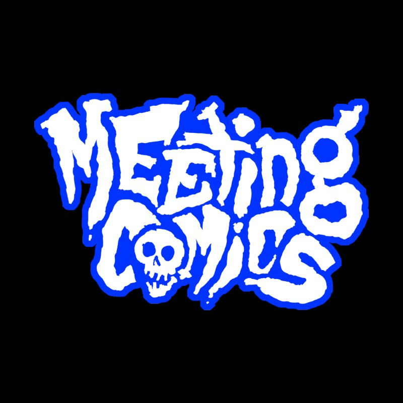 Meeting Comics Logo - sports by Wander Lane Threadless Shop