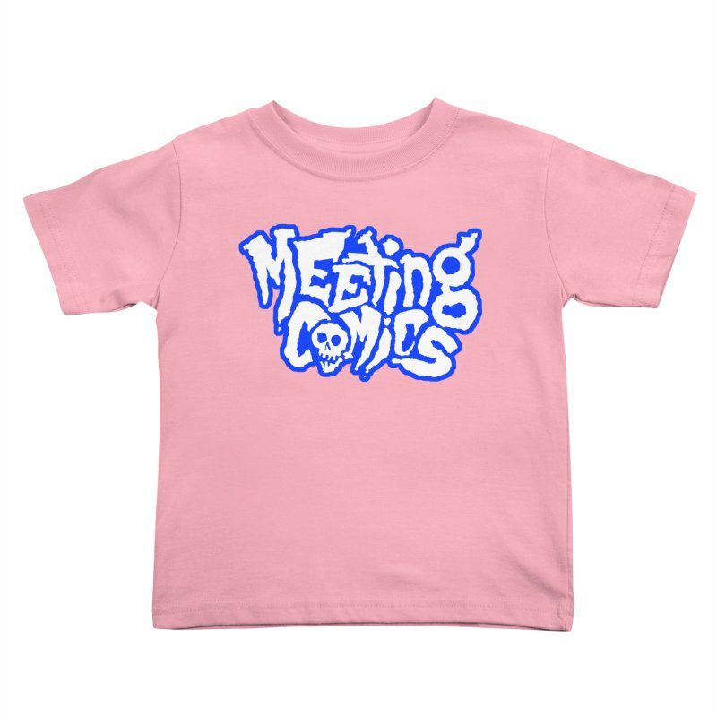 Meeting Comics Logo - sports Kids Toddler T-Shirt by Wander Lane Threadless Shop