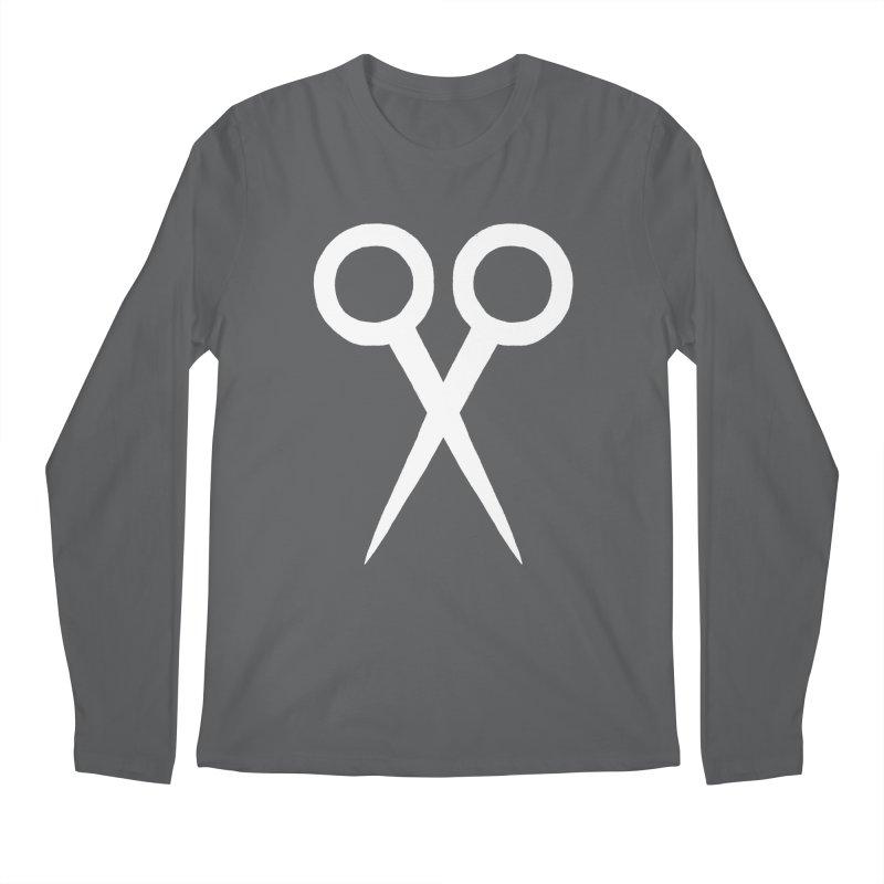 Meeting Comics: Snipsey Russell Logo Men's Regular Longsleeve T-Shirt by Wander Lane Threadless Shop