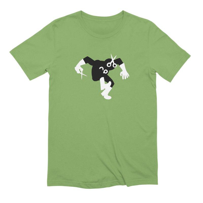 Meeting Comics: The Ribbon Cutter Returns Men's Extra Soft T-Shirt by Wander Lane Threadless Shop