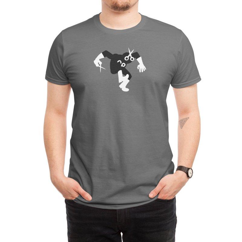Meeting Comics: The Ribbon Cutter Returns Men's T-Shirt by Wander Lane Threadless Shop