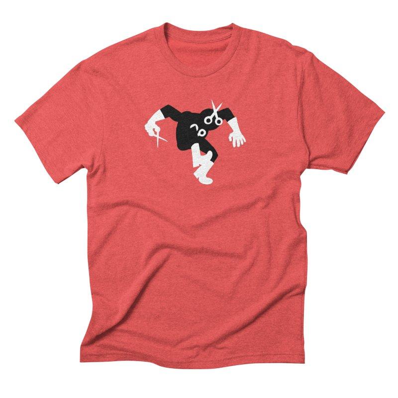Meeting Comics: Snipsey Russell Returns Men's Triblend T-Shirt by Wander Lane Threadless Shop