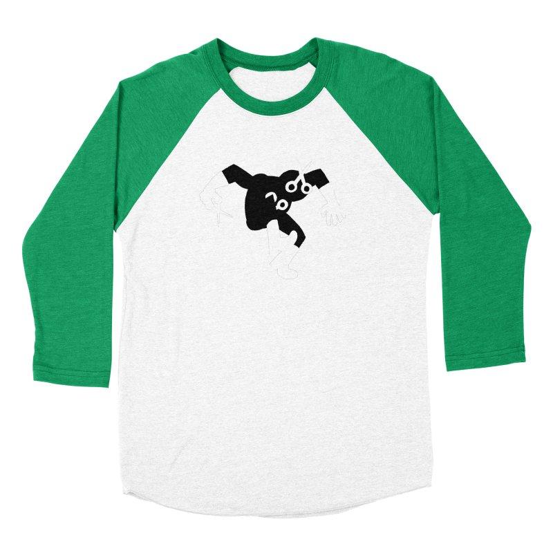Meeting Comics: Snipsey Russell Returns Women's Baseball Triblend Longsleeve T-Shirt by Wander Lane Threadless Shop