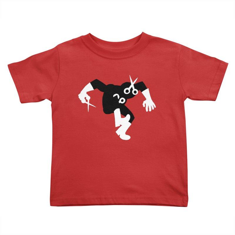 Meeting Comics: Snipsey Russell Returns Kids Toddler T-Shirt by Wander Lane Threadless Shop