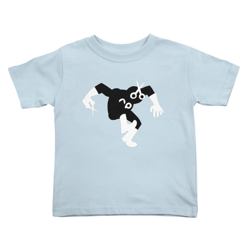 Meeting Comics: The Ribbon Cutter Returns Kids Toddler T-Shirt by Wander Lane Threadless Shop