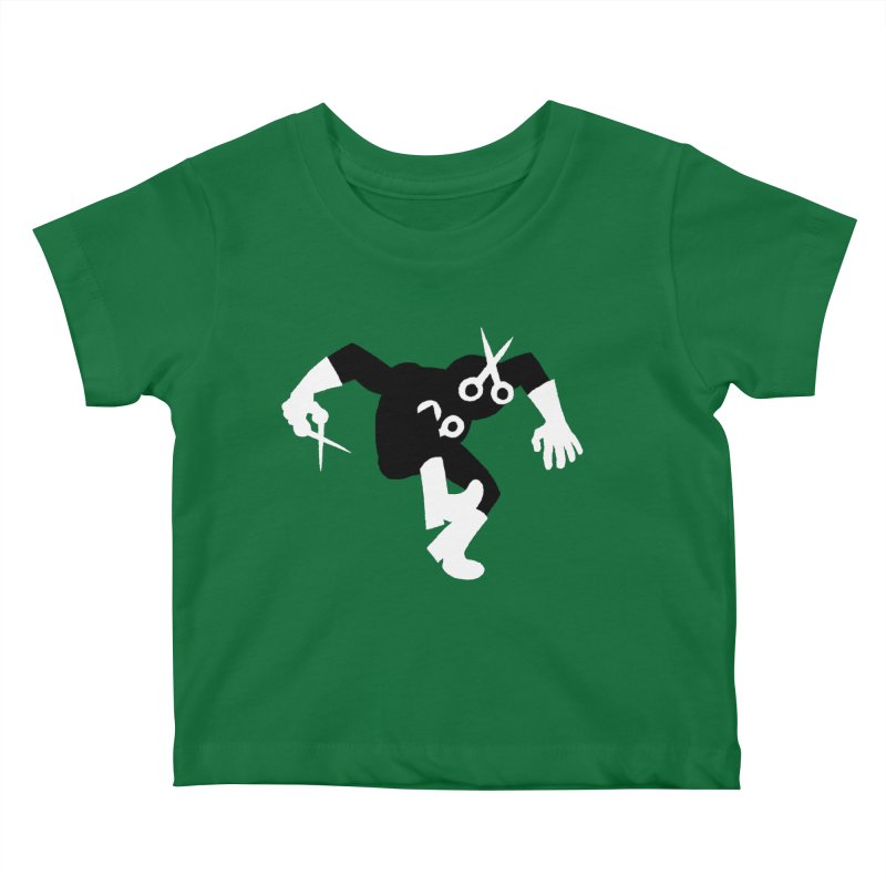 Meeting Comics: Snipsey Russell Returns Kids Baby T-Shirt by Wander Lane Threadless Shop