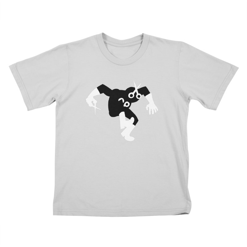 Meeting Comics: Snipsey Russell Returns Kids T-Shirt by Wander Lane Threadless Shop