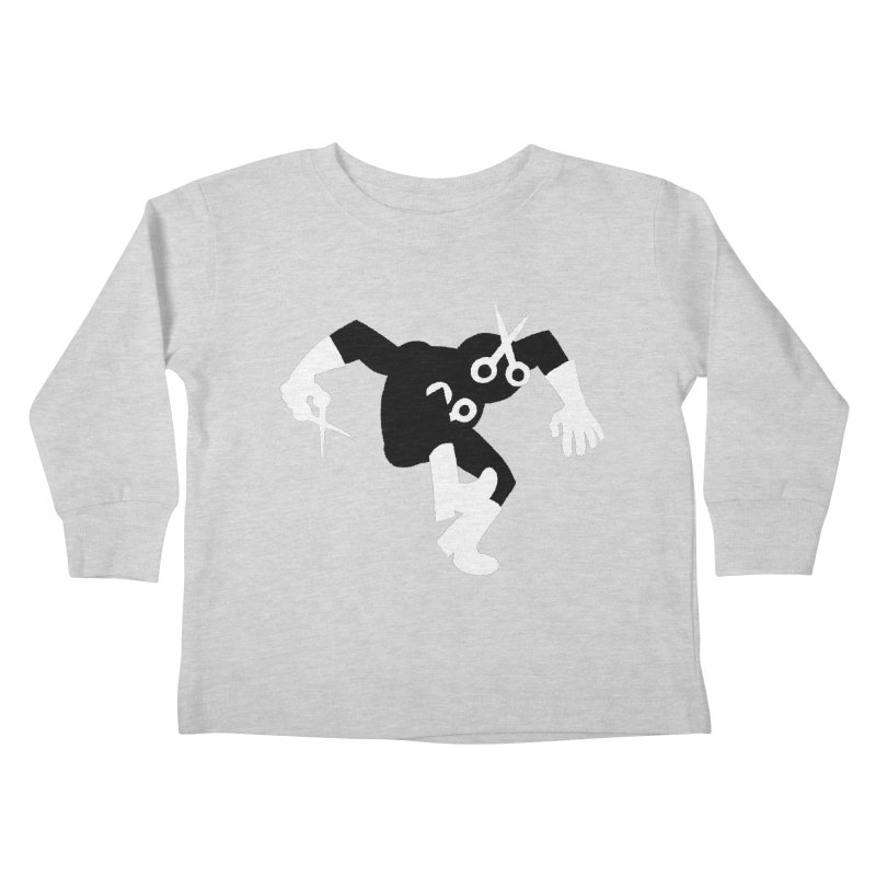 Meeting Comics: Snipsey Russell Returns Kids Toddler Longsleeve T-Shirt by Wander Lane Threadless Shop