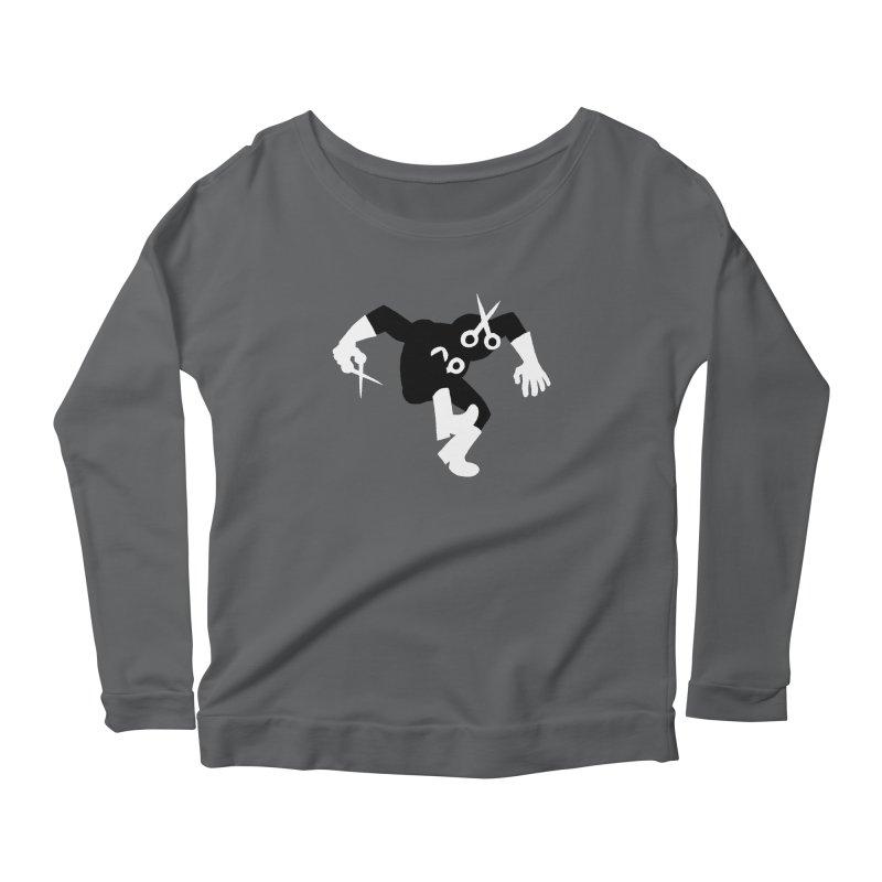 Meeting Comics: Snipsey Russell Returns Women's Scoop Neck Longsleeve T-Shirt by Wander Lane Threadless Shop