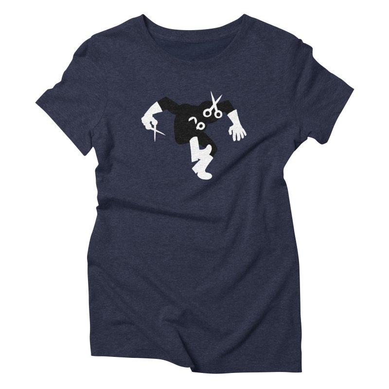 Meeting Comics: Snipsey Russell Returns Women's Triblend T-Shirt by Wander Lane Threadless Shop