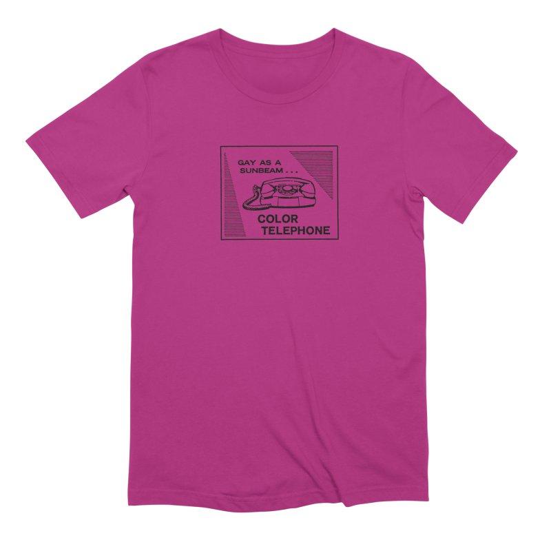 GAY AS A SUNBEAM... Men's Extra Soft T-Shirt by Wander Lane Threadless Shop