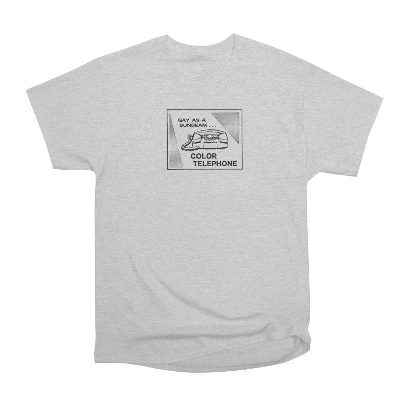 GAY AS A SUNBEAM... Men's Heavyweight T-Shirt by Wander Lane Threadless Shop