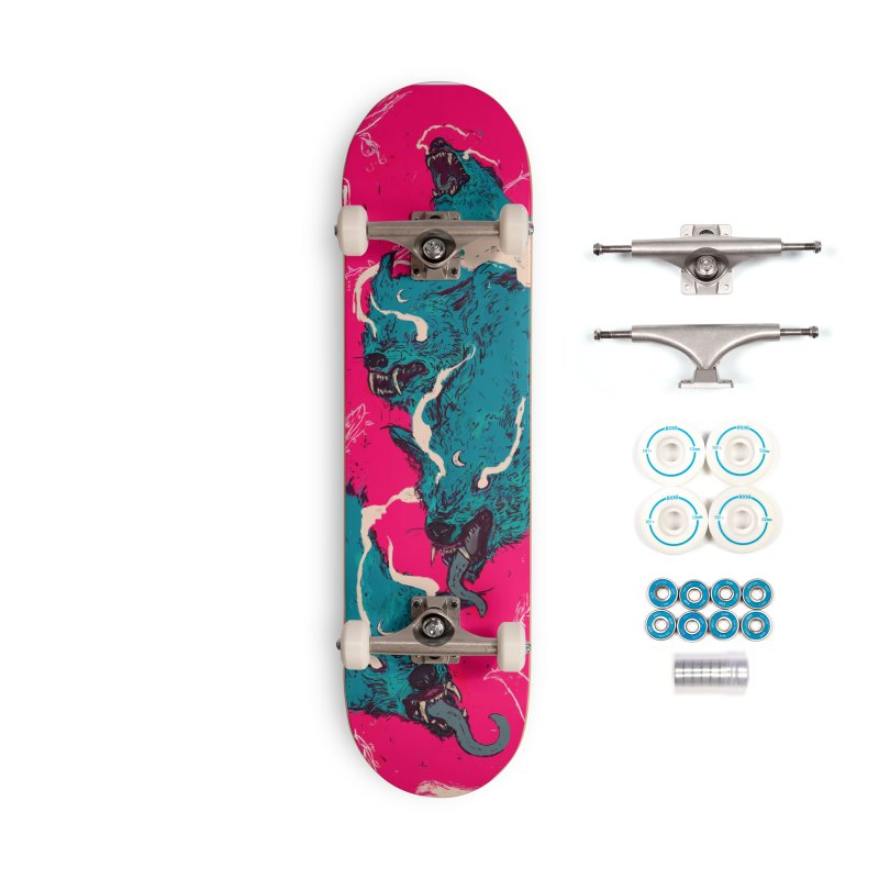 Orchestra of Wolves Accessories Skateboard by Wanderlust Boards