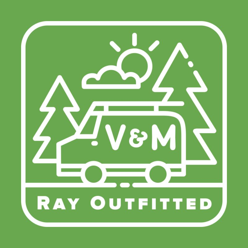 RayOutfitted Tshirt Men's T-Shirt by Wanderluster