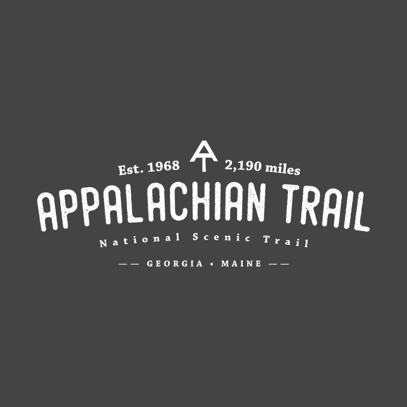 Appalachian National Scenic Trail Men's T-Shirt by Wanderluster