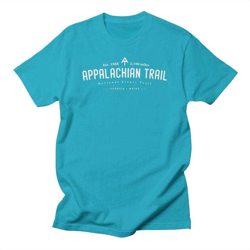 Appalachian National Scenic Trail Men's T-Shirt by Wanderluster