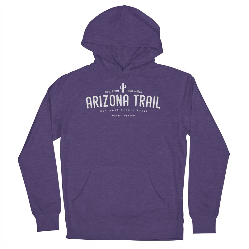 Arizona National Scenic Trail Men's French Terry Pullover Hoody by Wanderluster