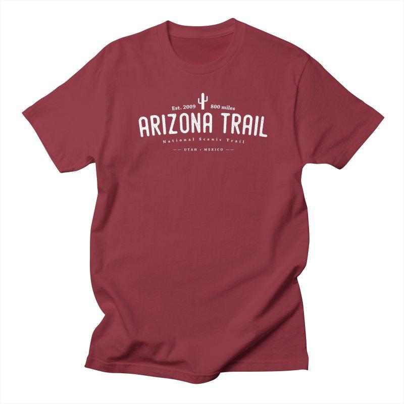 Arizona National Scenic Trail Men's Regular T-Shirt by Wanderluster