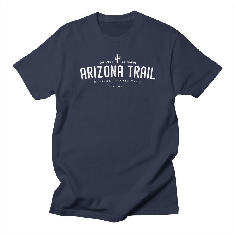 Arizona National Scenic Trail Men's T-Shirt by Wanderluster
