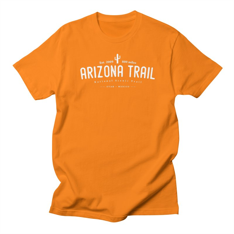 Arizona National Scenic Trail Men's T-Shirt by Wanderluster