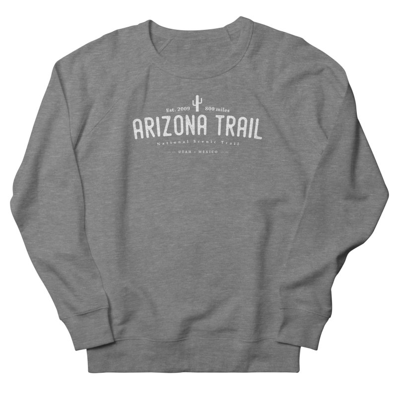 Arizona National Scenic Trail Men's French Terry Sweatshirt by Wanderluster