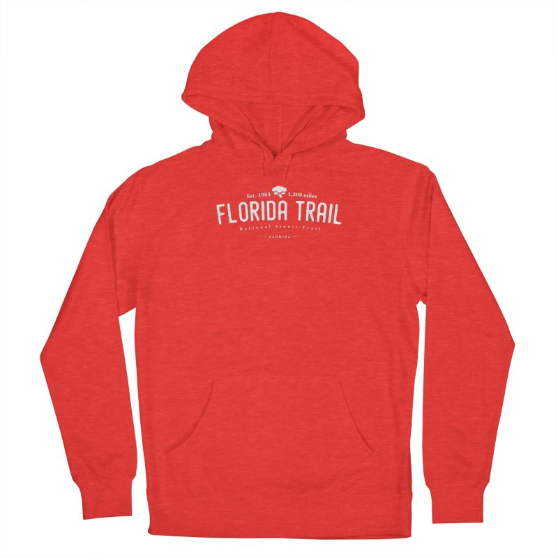 Florida National Scenic Trail Men's Pullover Hoody by Wanderluster
