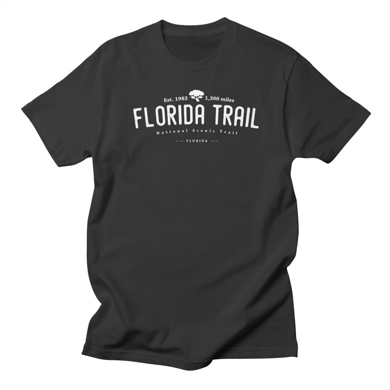 Florida National Scenic Trail Men's Regular T-Shirt by Wanderluster