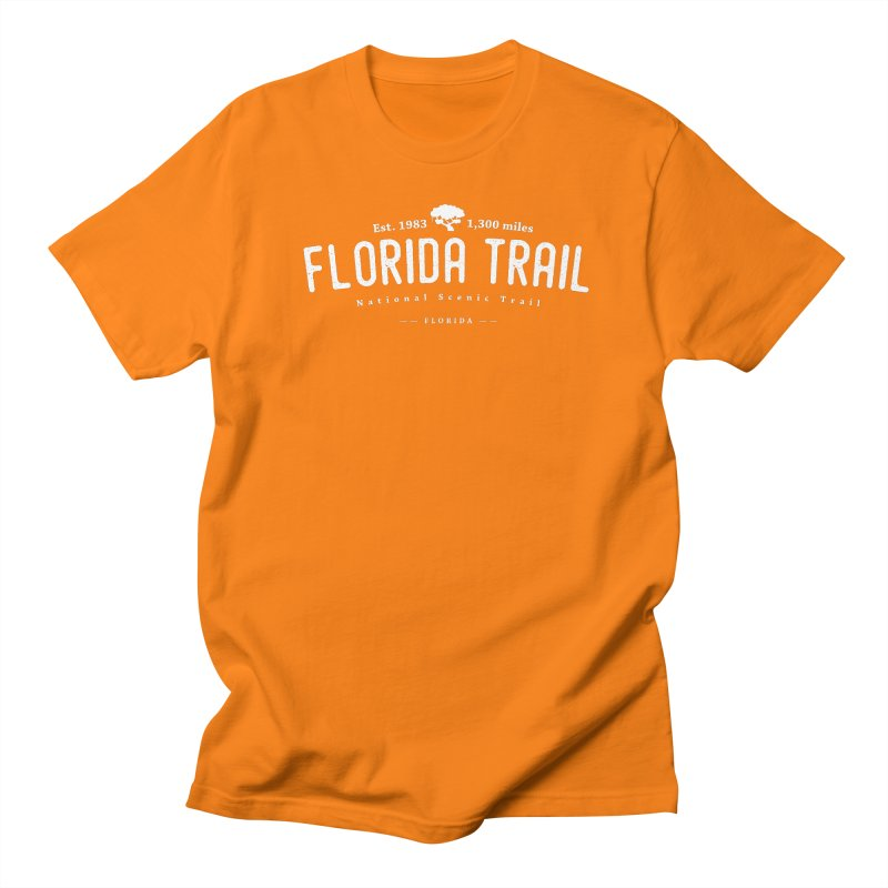 Florida National Scenic Trail Men's T-Shirt by Wanderluster