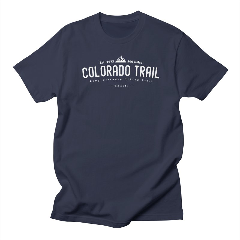 The Colorado Trail Men's T-Shirt by Wanderluster