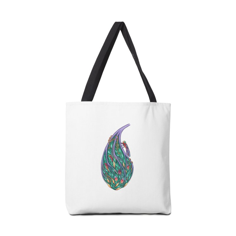 Symbiosis is an Unattainable Goal Accessories Bag by WarduckDesign's Artist Shop
