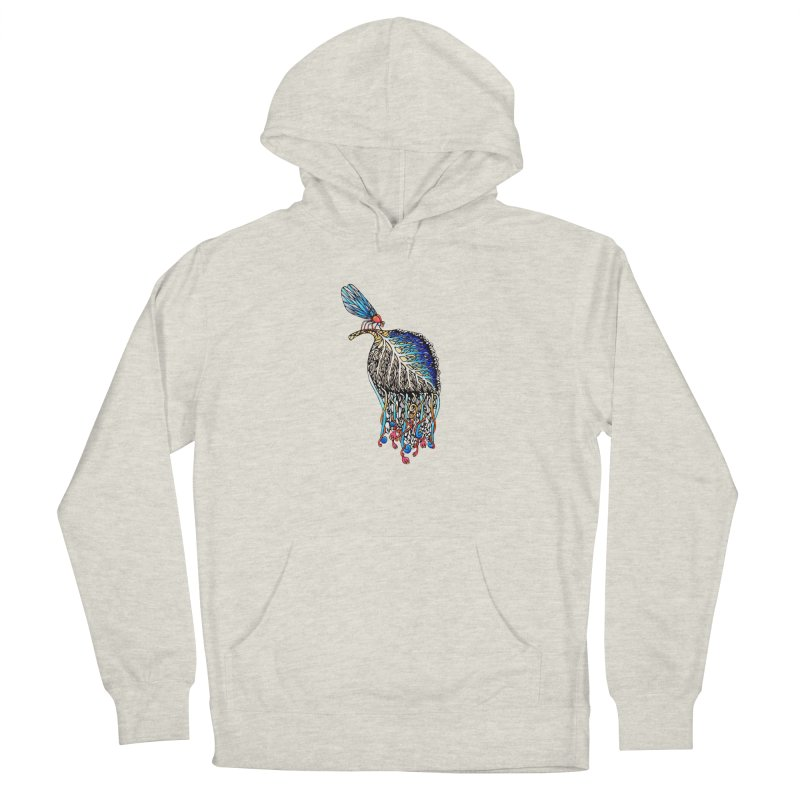 We Eat Beauty to Become Beauty  Women's Pullover Hoody by WarduckDesign's Artist Shop