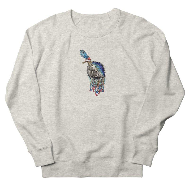 We Eat Beauty to Become Beauty  Women's Sweatshirt by WarduckDesign's Artist Shop