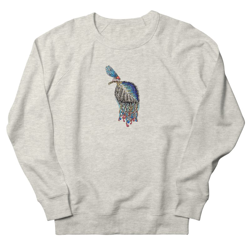 We Eat Beauty to Become Beauty  Men's Sweatshirt by WarduckDesign's Artist Shop
