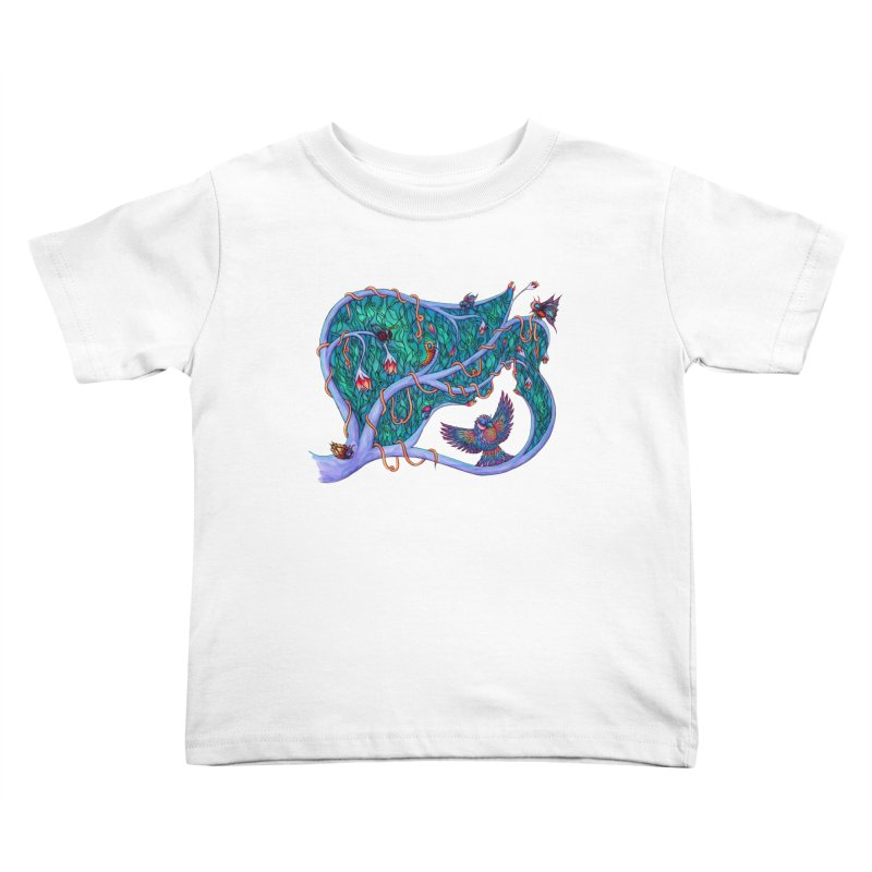 The Spirit of the Times Kids Toddler T-Shirt by WarduckDesign's Artist Shop