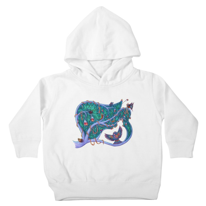 The Spirit of the Times Kids Toddler Pullover Hoody by WarduckDesign's Artist Shop