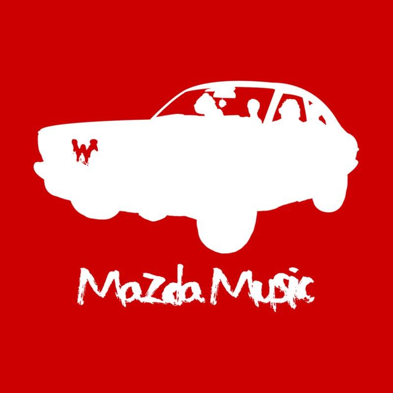 Mono Mazda Men's T-Shirt by Warg Mart