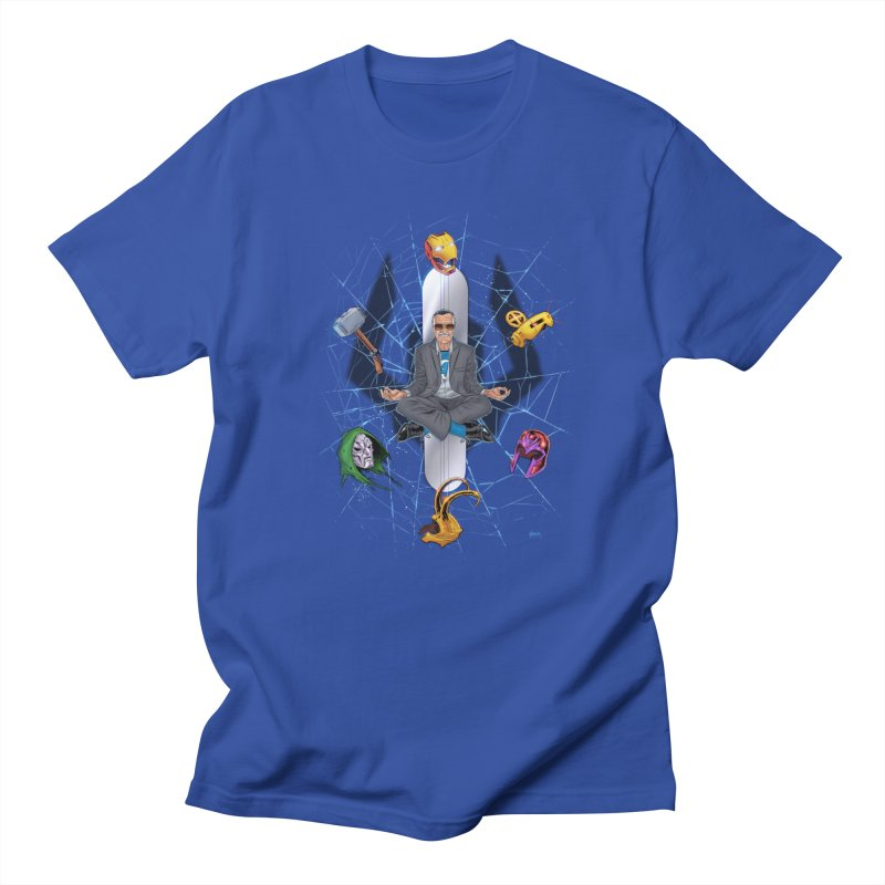 Stan The Man Men's T-shirt by The Art of Warlick