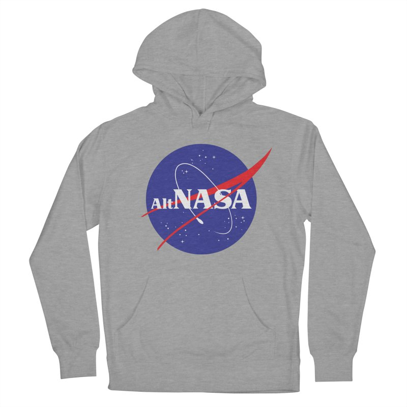 ALTNASA Women's French Terry Pullover Hoody by The Art of Warlick