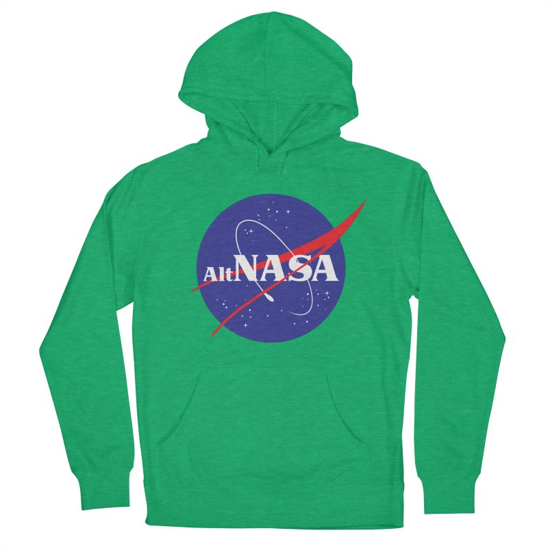 ALTNASA Men's Pullover Hoody by The Art of Warlick