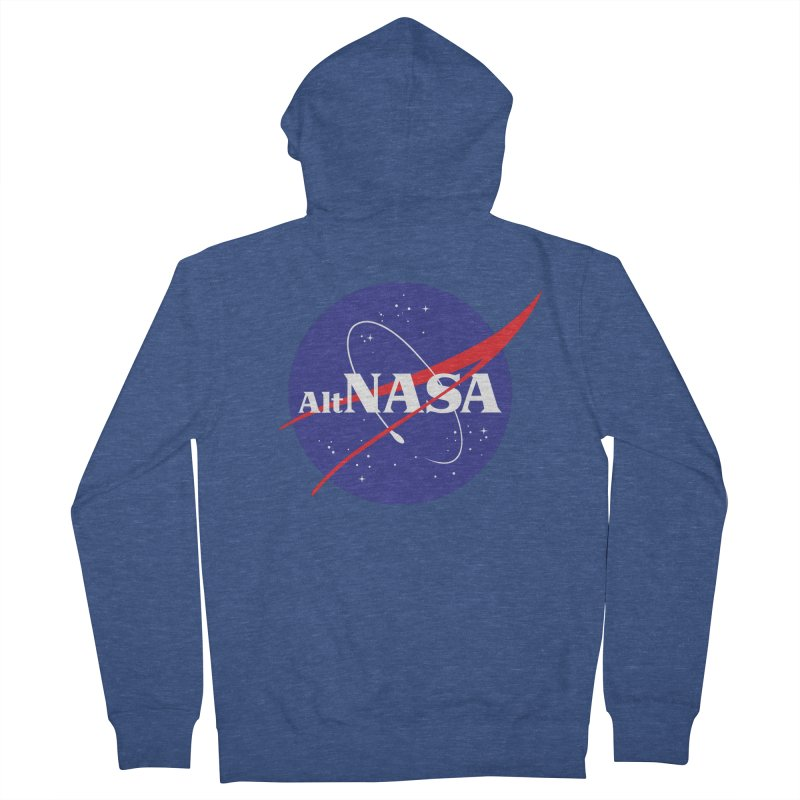 ALTNASA Women's French Terry Zip-Up Hoody by The Art of Warlick