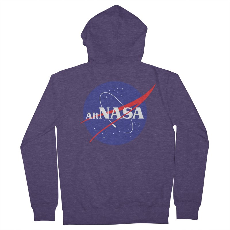 ALTNASA Men's French Terry Zip-Up Hoody by The Art of Warlick