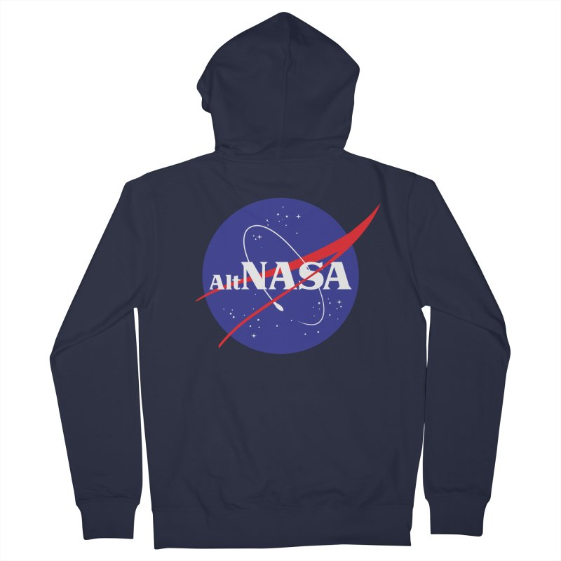 ALTNASA Men's Zip-Up Hoody by The Art of Warlick