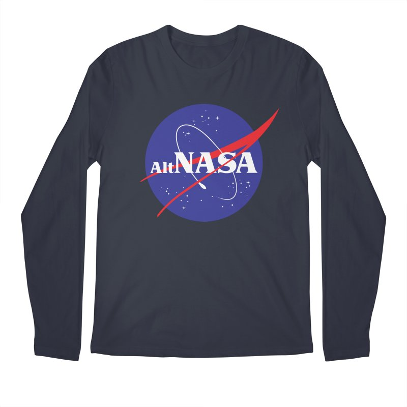 ALTNASA Men's Longsleeve T-Shirt by The Art of Warlick
