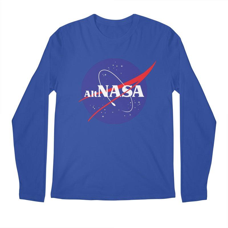 ALTNASA Men's Regular Longsleeve T-Shirt by The Art of Warlick