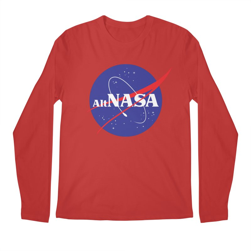 ALTNASA Men's Regular Longsleeve T-Shirt by The Art of Warlick